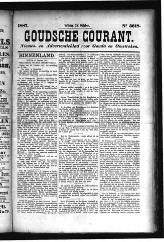 Goudsche Courant 1887-10-28