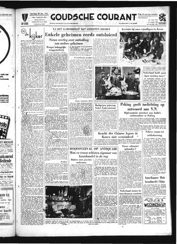 Goudsche Courant 1951-01-20