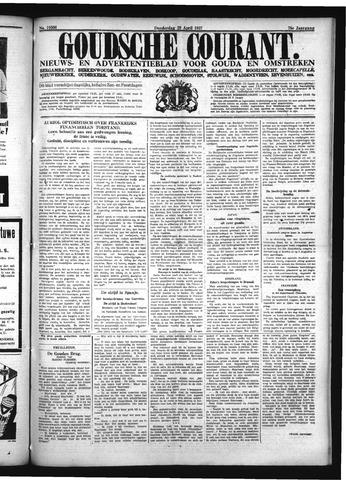 Goudsche Courant 1937-04-29