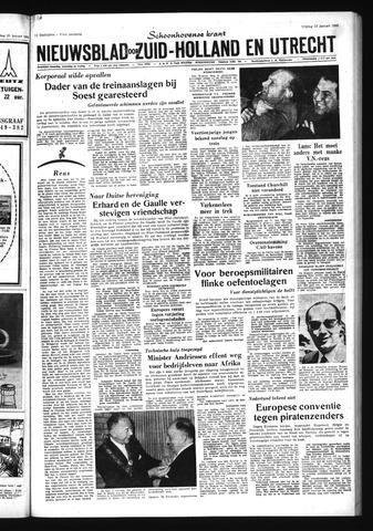 Schoonhovensche Courant 1965-01-22