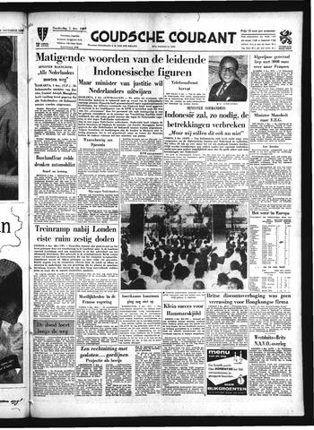 Goudsche Courant 1957-12-05
