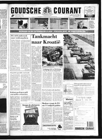 Goudsche Courant 1991-09-20