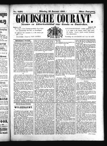 Goudsche Courant 1901-01-15