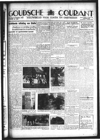 Goudsche Courant 1942-10-06