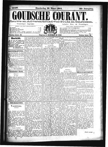 Goudsche Courant 1914-03-26