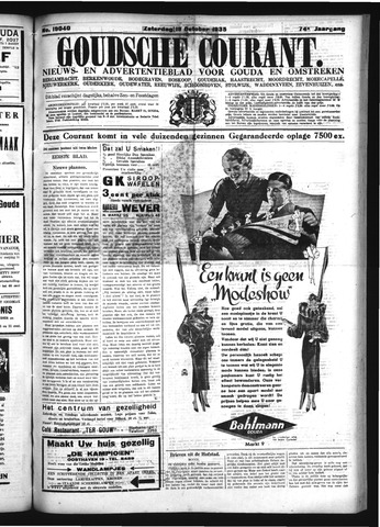 Goudsche Courant 1935-10-19
