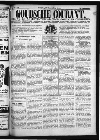Goudsche Courant 1933-11-17