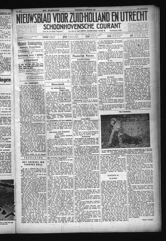 Schoonhovensche Courant 1932-08-17