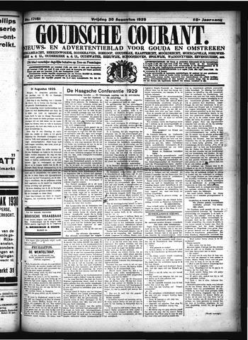 Goudsche Courant 1929-08-30