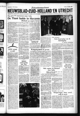 Schoonhovensche Courant 1962-11-02