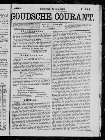 Goudsche Courant 1864-09-15