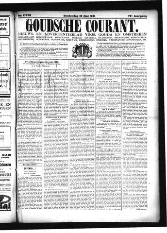 Goudsche Courant 1931-06-18