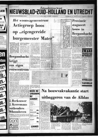 Schoonhovensche Courant 1974-07-12