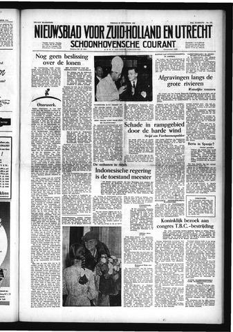 Schoonhovensche Courant 1953-09-25