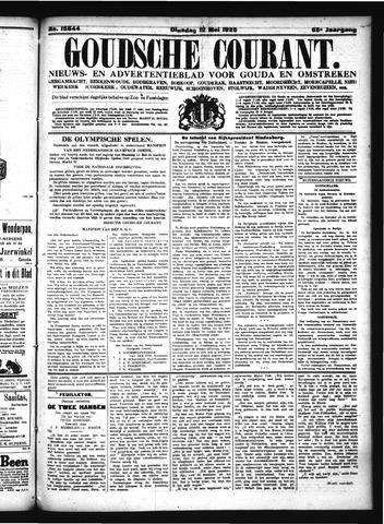 Goudsche Courant 1925-05-12