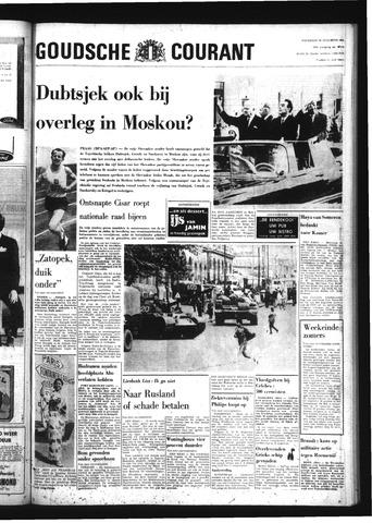 Goudsche Courant 1968-08-24