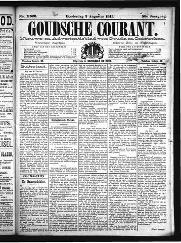 Goudsche Courant 1911-08-03