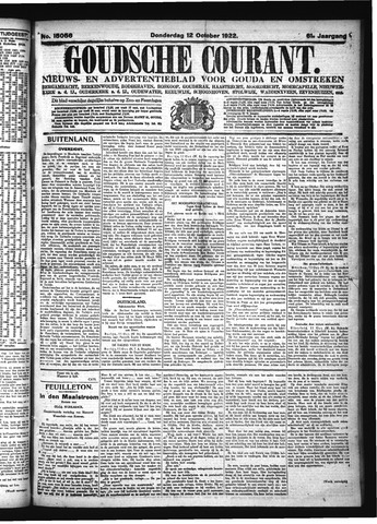 Goudsche Courant 1922-10-12