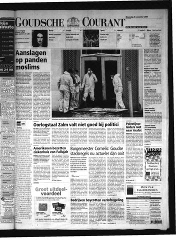 Goudsche Courant 2004-11-08