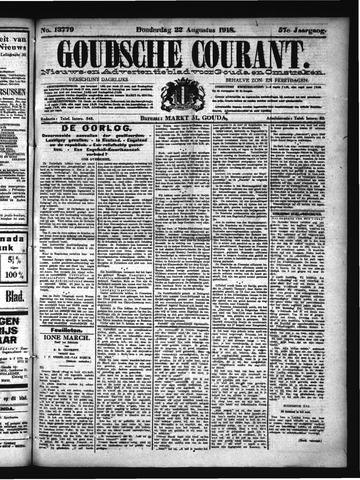 Goudsche Courant 1918-08-22