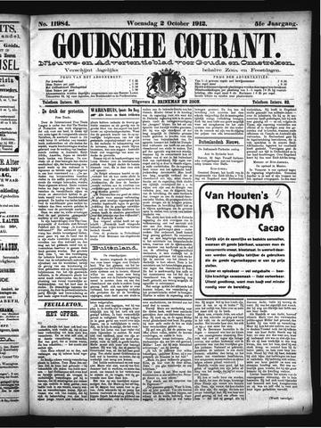Goudsche Courant 1912-10-02