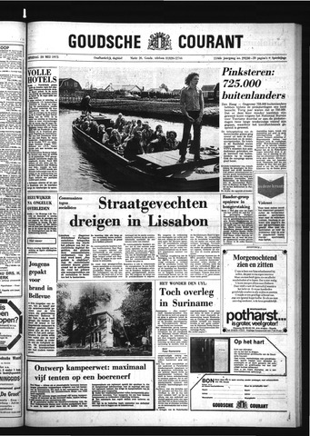 Goudsche Courant 1975-05-20
