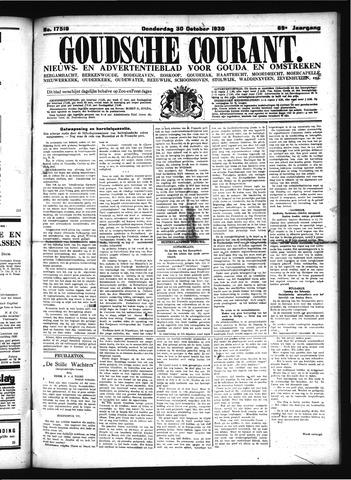 Goudsche Courant 1930-10-30