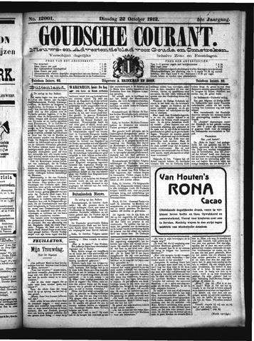 Goudsche Courant 1912-10-22