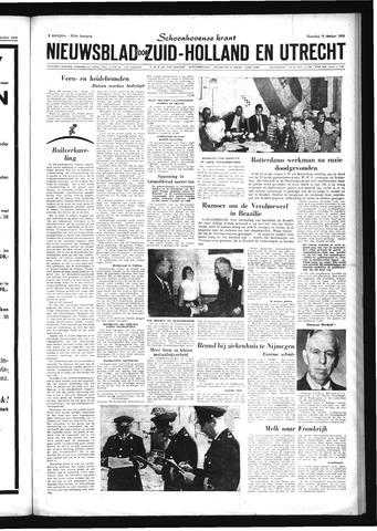 Schoonhovensche Courant 1959-10-19