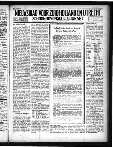 Schoonhovensche Courant 1947-01-31