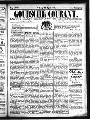 Goudsche Courant 1912-04-12