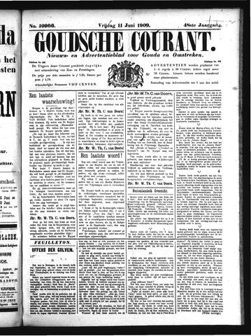 Goudsche Courant 1909-06-11