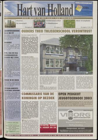 Hart van Holland 2003-05-14