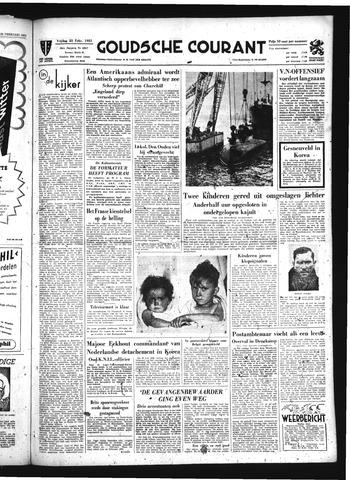 Goudsche Courant 1951-02-23