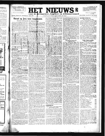 Schoonhovensche Courant 1945-12-12