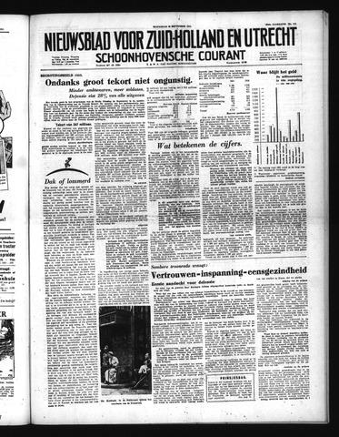 Schoonhovensche Courant 1951-09-19