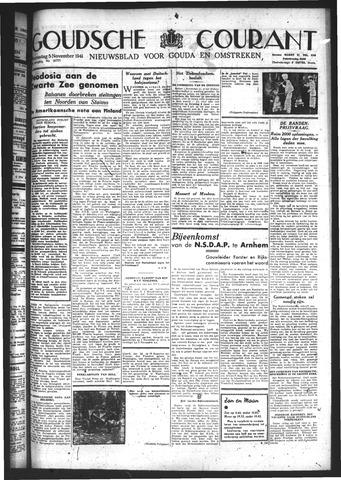Goudsche Courant 1941-11-05
