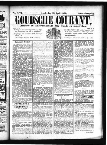 Goudsche Courant 1900-04-19