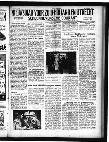 Schoonhovensche Courant 1950-06-16
