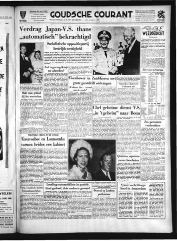 Goudsche Courant 1960-06-20