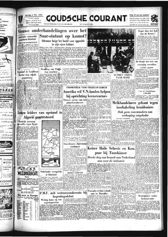 Goudsche Courant 1954-11-06