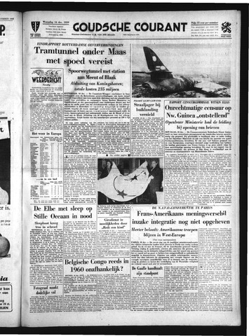 Goudsche Courant 1959-12-16