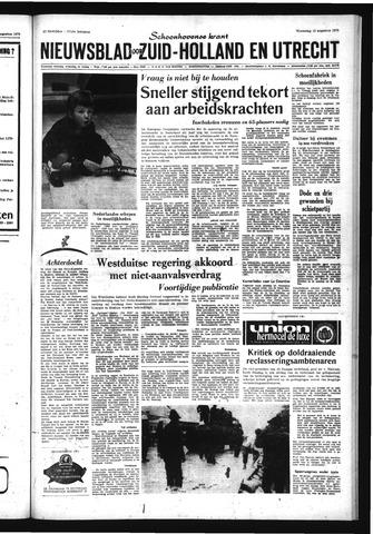 Schoonhovensche Courant 1970-08-12
