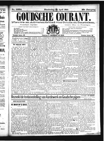 Goudsche Courant 1911-04-13