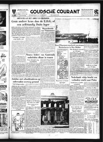 Goudsche Courant 1954-07-03