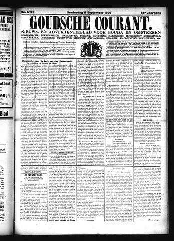 Goudsche Courant 1929-09-05