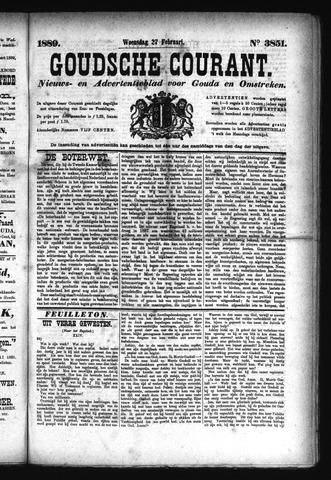 Goudsche Courant 1889-02-27
