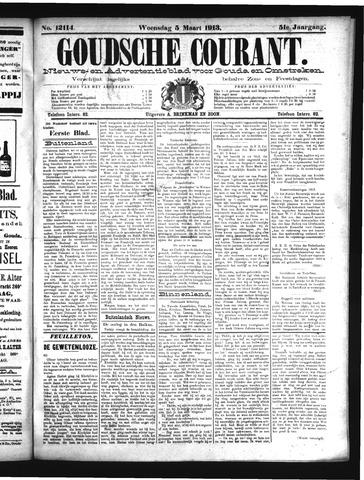 Goudsche Courant 1913-03-05