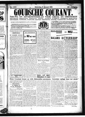 Goudsche Courant 1931-01-03
