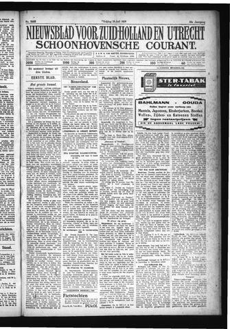 Schoonhovensche Courant 1929-07-19